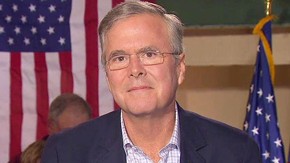 Exclusive: Jeb Bush explains why he is running for president