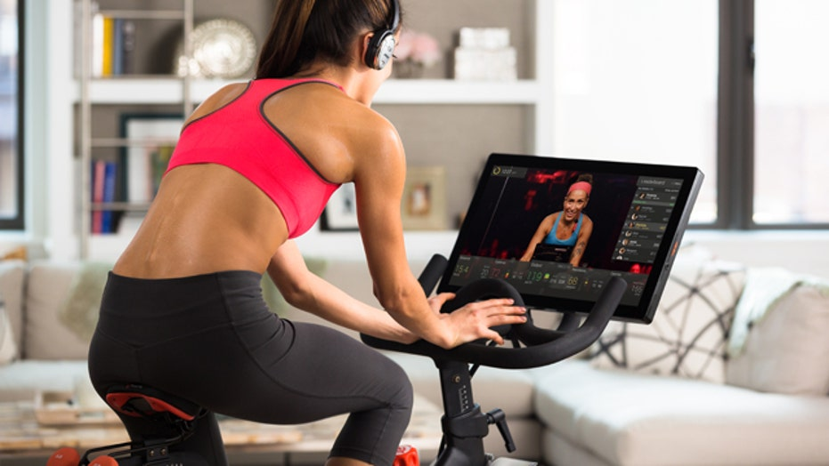 Live spin classes from the comfort of your home