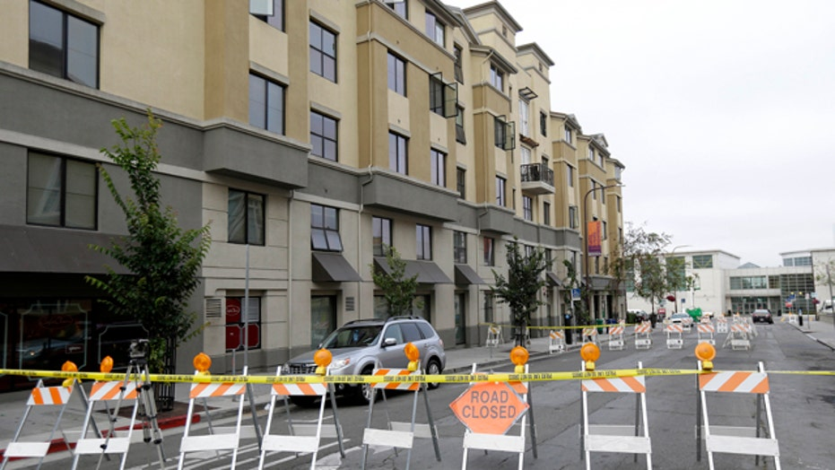 911 call released from California balcony collapse