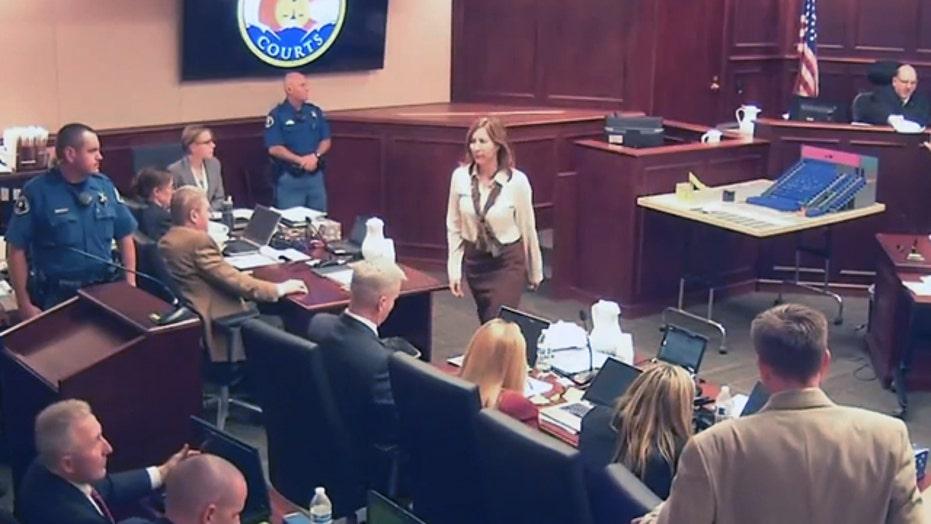 James Holmes' psychiatrist testifies in shooting trial