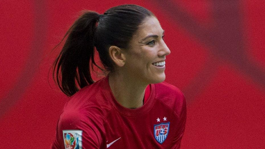 Official: Short shorts explain popularity of women's soccer