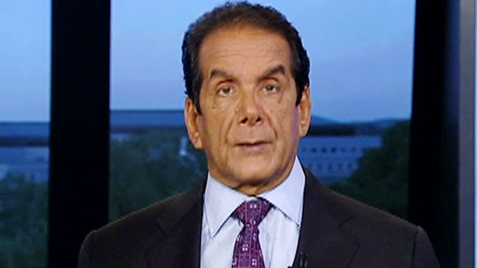 VIDEO: Krauthammer: US should not support Iraqi government