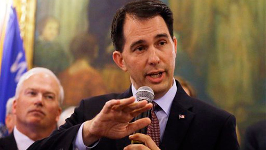 Scott Walker 'testing the waters' for presidential campaign