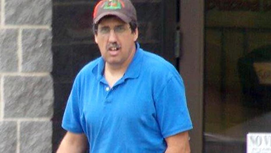 Accused prison worker's husband tortured by hindsight