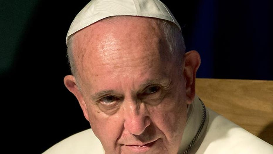 Should Pope Francis stay out of politics?
