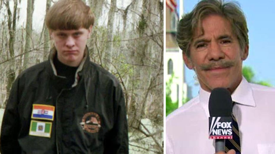 Geraldo: Charleston massacre 'an act of domestic terrorism'