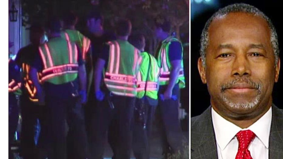 Ben Carson on why it is time to unite after church shooting