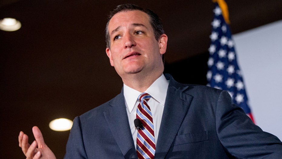 Cruz moves to fine State Dept. for withholding Iran report