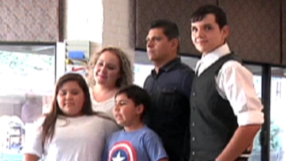 Arizona immigrant gets Father's Day surprise