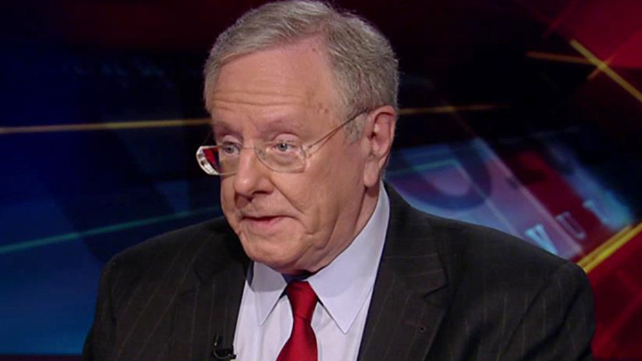 Steve Forbes' flat tax gaining support on campaign trail