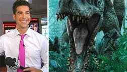 Jesse Watters asks moviegoers about the science fiction blockbuster