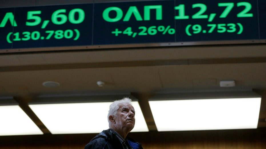 Economic contagion: Could Greece's troubles spread to US?