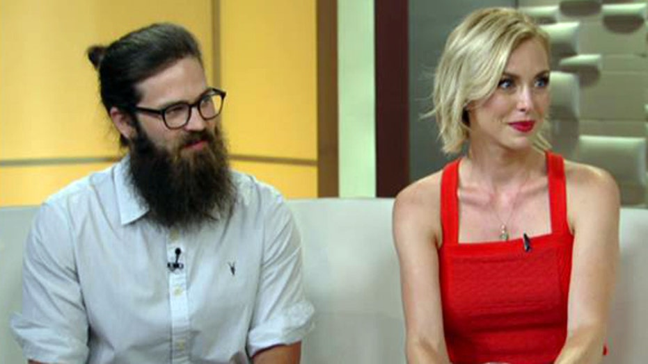Jep and Jessica Robertson talk new book, faith and family