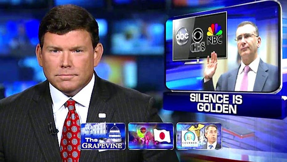 Grapevine: Silence is golden for broadcast networks