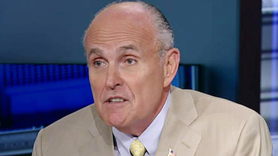 Giuliani on new hostage policy: 'You can't pay ransom'