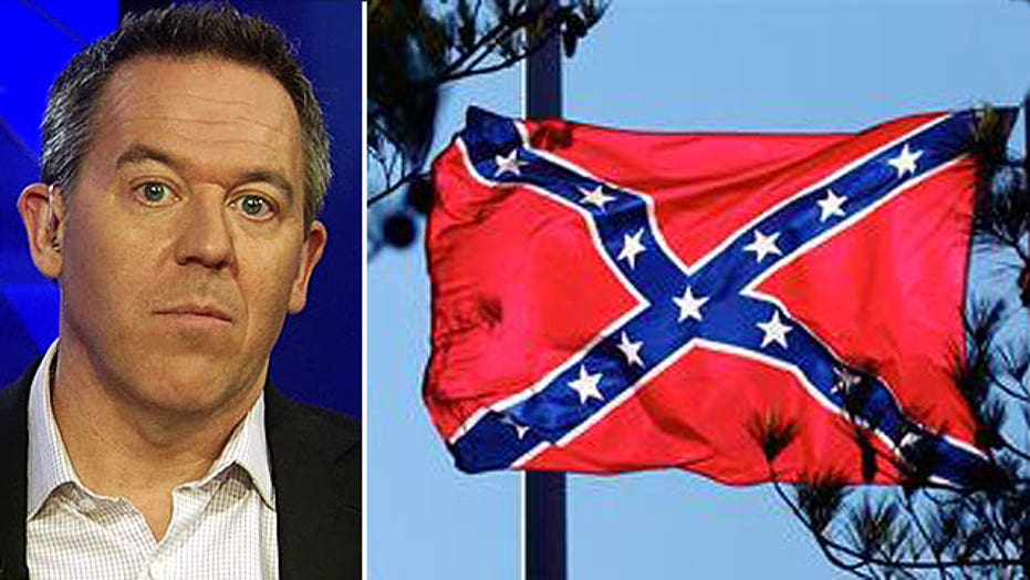 Gutfeld: Confederate flag flap distracts from real question