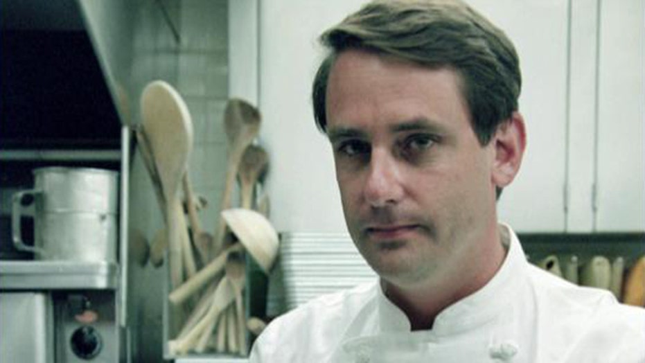 Death of former White House chef believed to be accidental