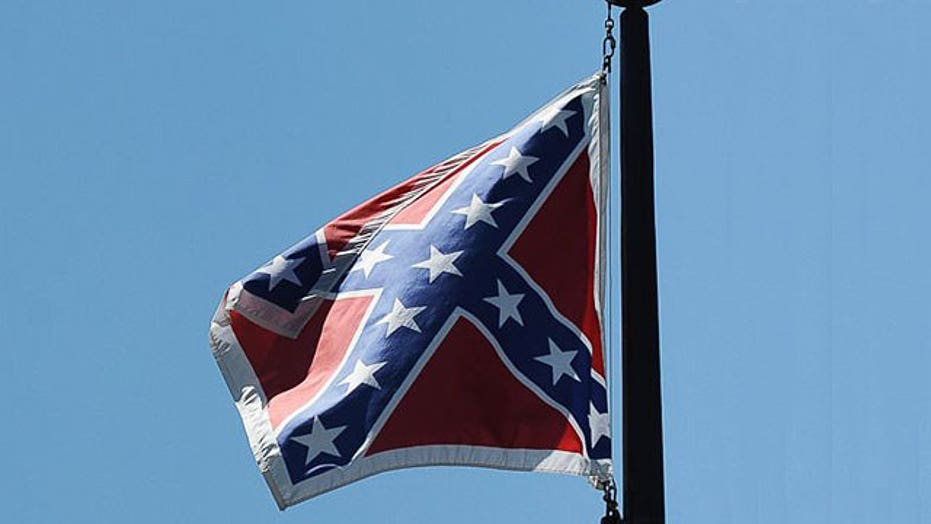Is the Confederate flag controversy a Democratic problem?