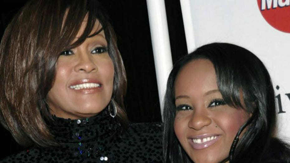 Aunt: Bobbi Kristina Brown moved to hospice care