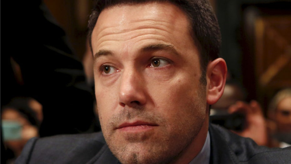 Affleck omission halts PBS show