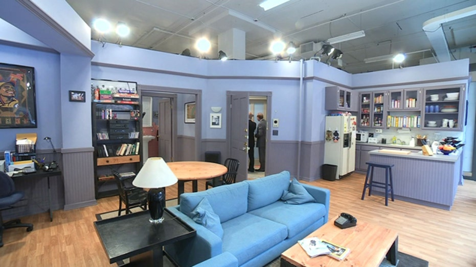 'Seinfeld' apartment comes to life