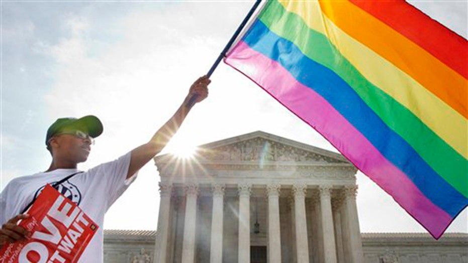 US Supreme Court rules in favor of same-sex marriage