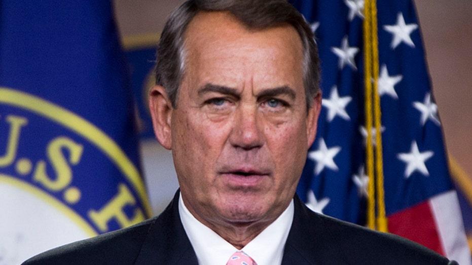 Bias Bash: Boehner getting bad wrap