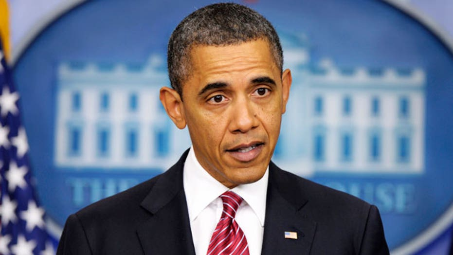President Obama's crumbling foreign policy