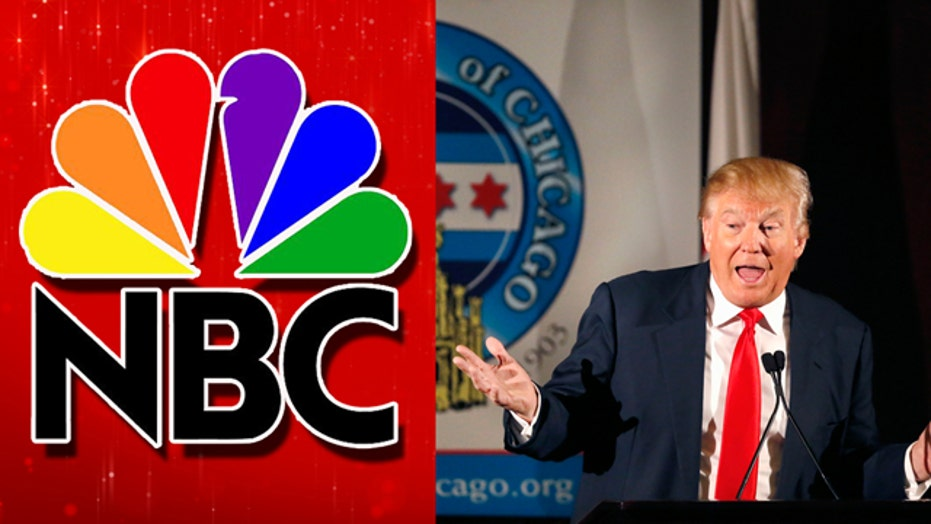 NBC dumps Trump