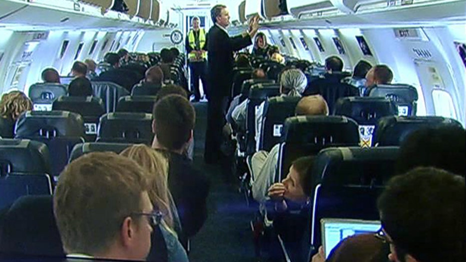 Crash data shows safest place to sit on a plane
