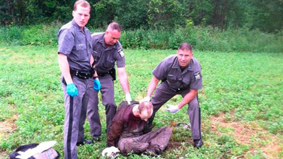 David Sweat: Prison hero or pariah?