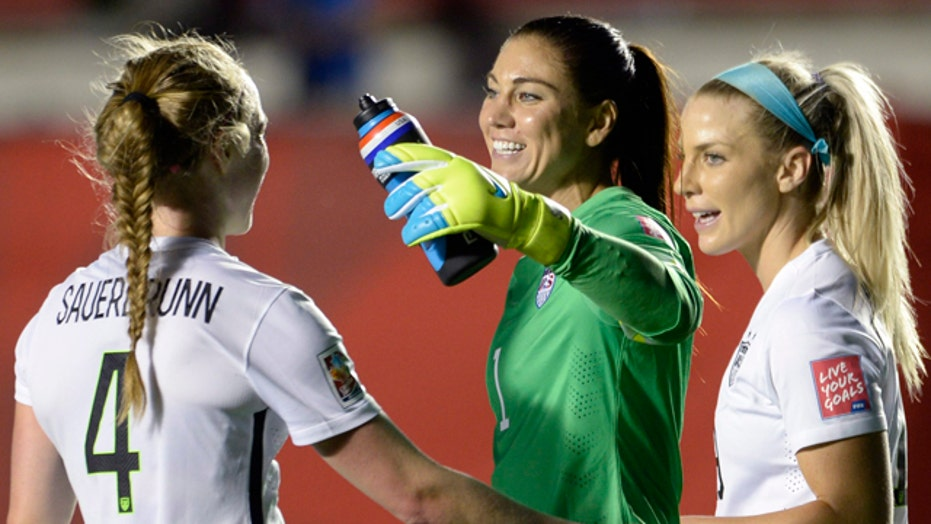 World heavyweights collide in US-Germany World Cup match