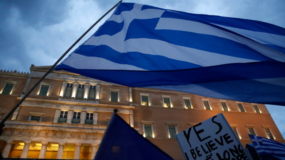 How Greece's crisis affects America