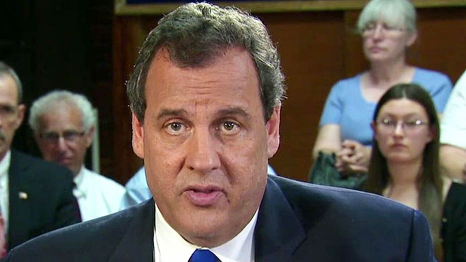 Exclusive: Chris Christie's message to American voters