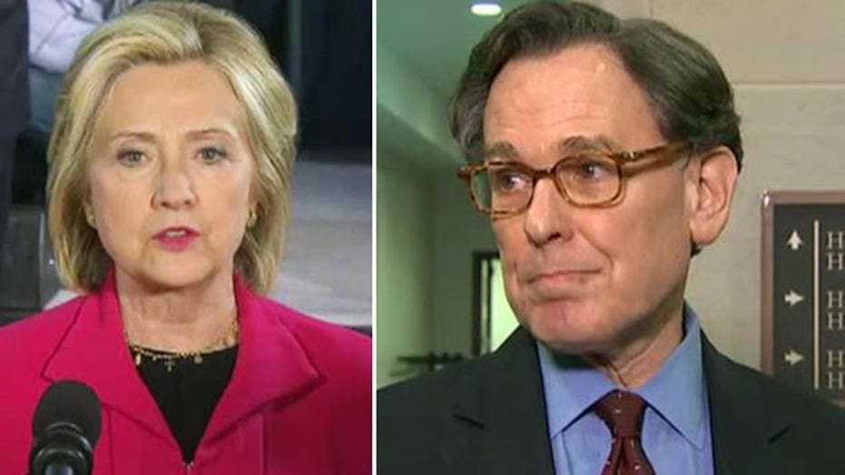 New questions about Blumenthal's relationship with Clinton