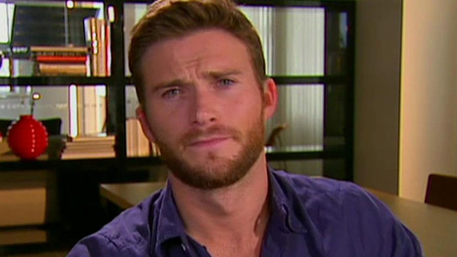 Scott Eastwood rising