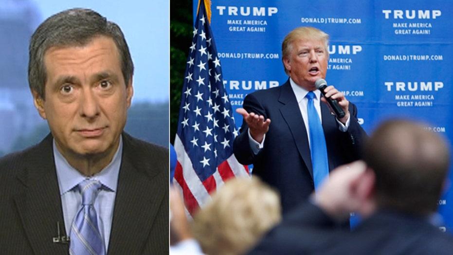 Kurtz: Trump's cable combat strategy