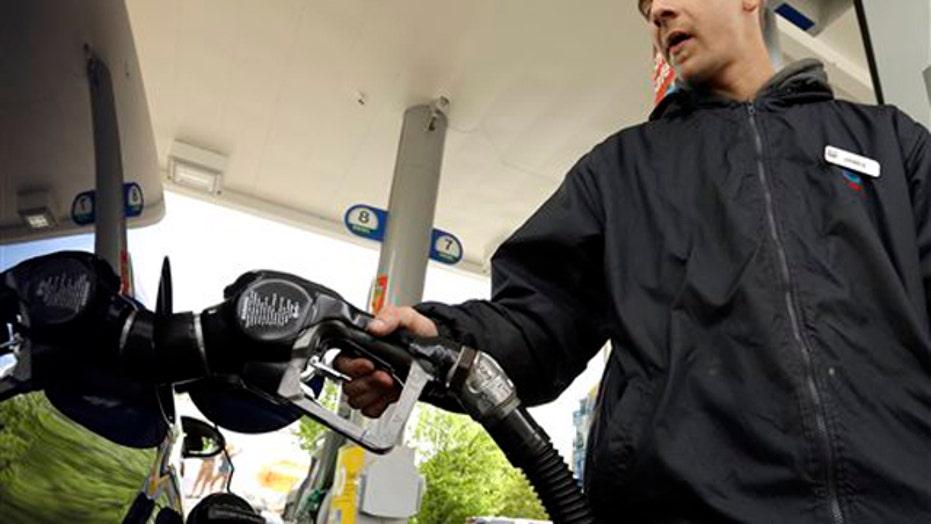 Oregon launches program to tax drivers per mile
