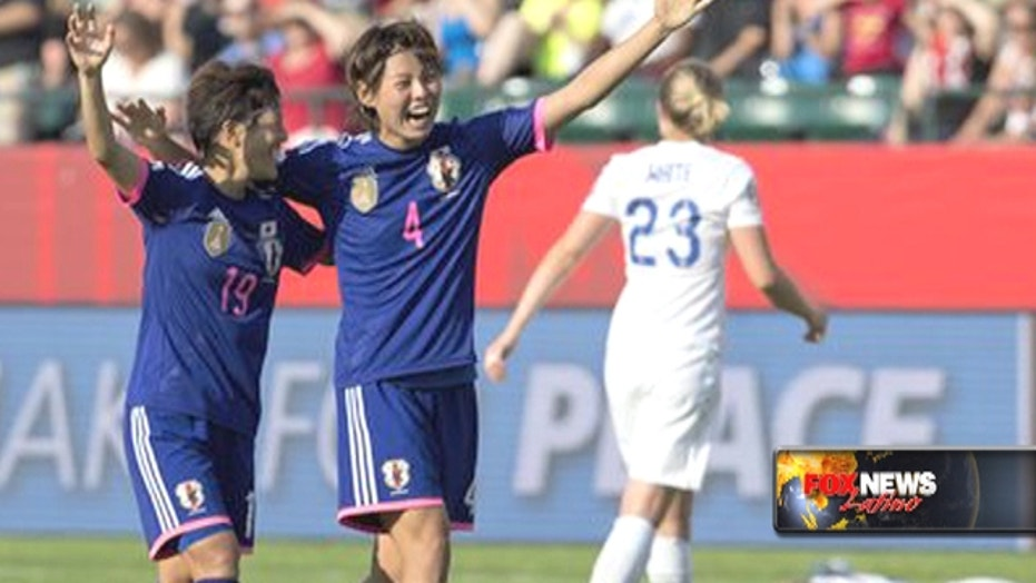 Women's World Cup Final: Japan to face Team USA