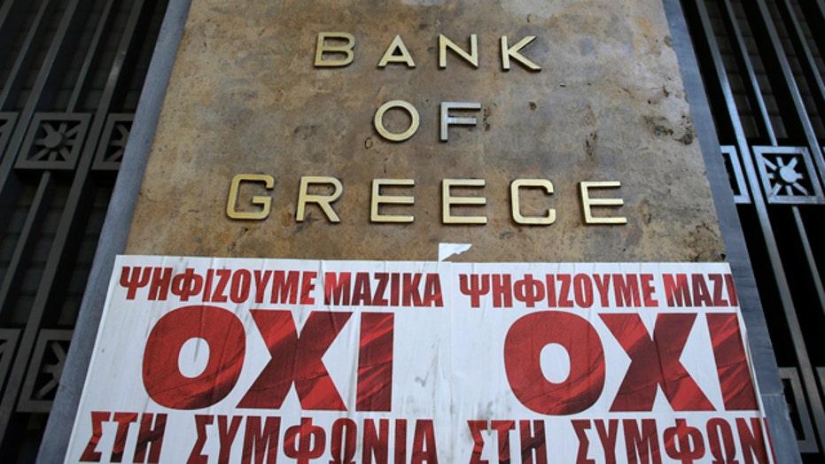 Greece prepares for referendum on new fiscal program