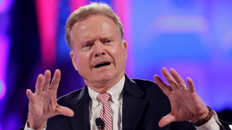 Is there room for Jim Webb in the race for the White House?