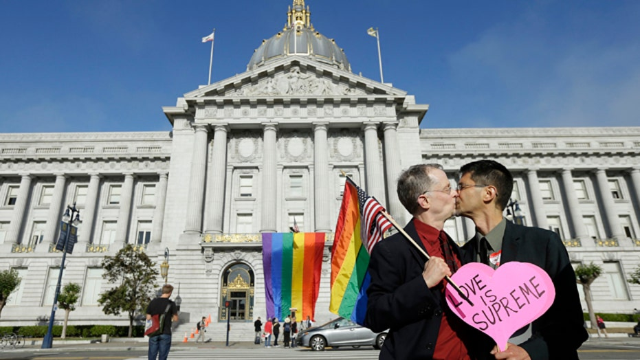 Media embrace gay marriage