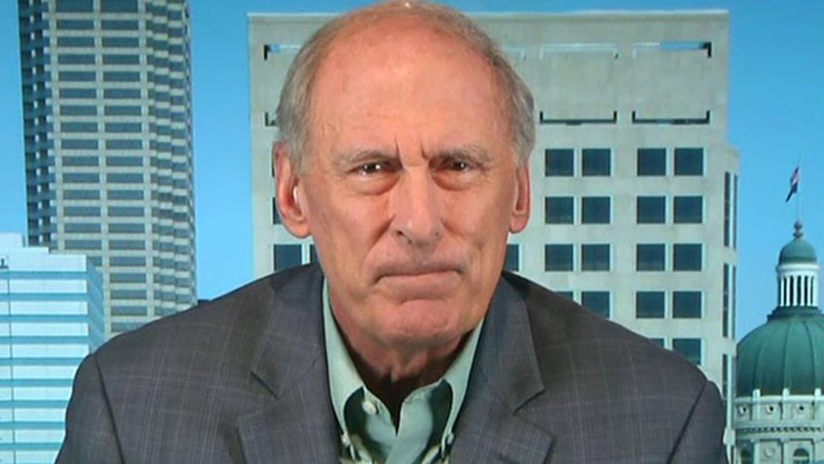 Sen. Coats 'deeply concerned' about Iran nuke deal