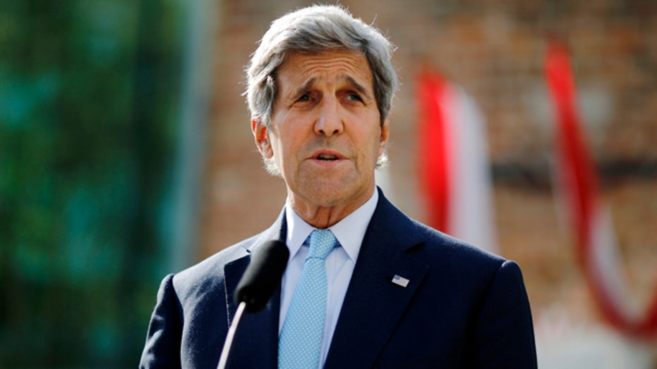 Kerry says Iran deal could go 'either way' as deadline nears
