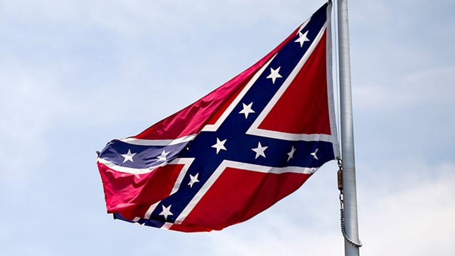 South Carolina State Senate debates Confederate flag issue