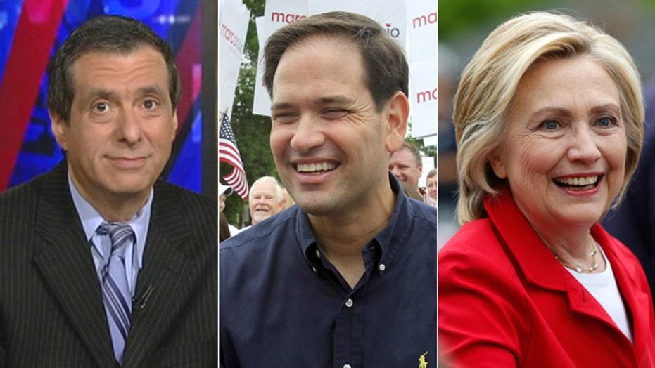 Kurtz: Why candidates beat the press