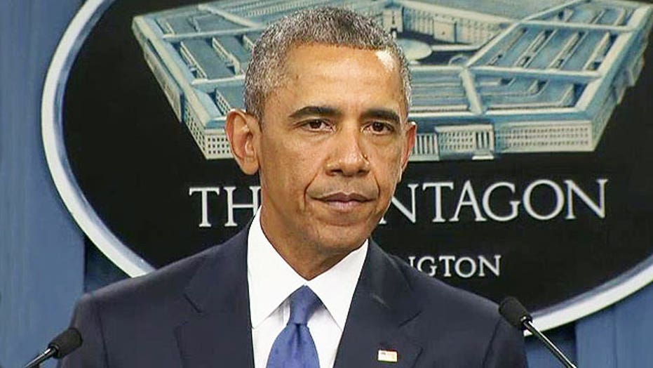Obama: Fight against ISIS not simply a military effort