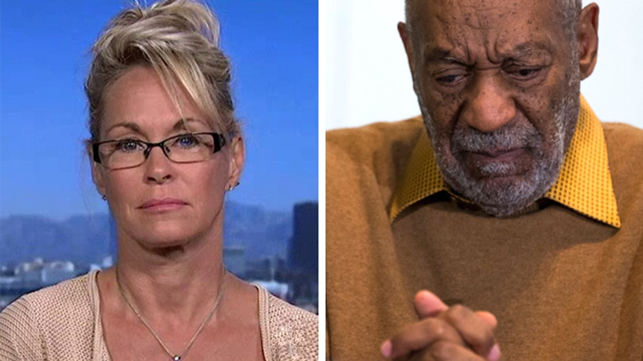 Cosby accuser: 'He came at me like an animal'