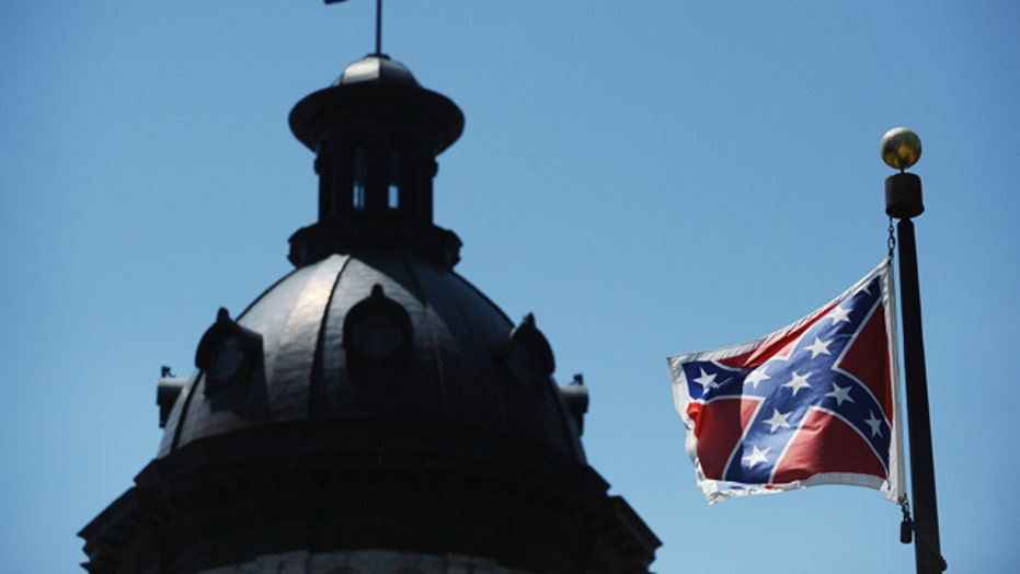 South Carolina lawmakers divided on Confederate flag