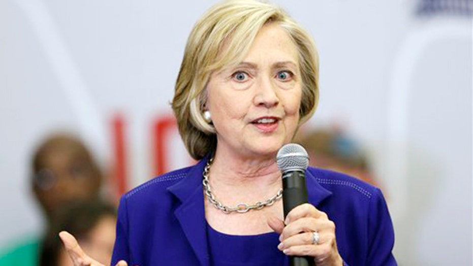 Hillary breaks her silence in first actual press interview